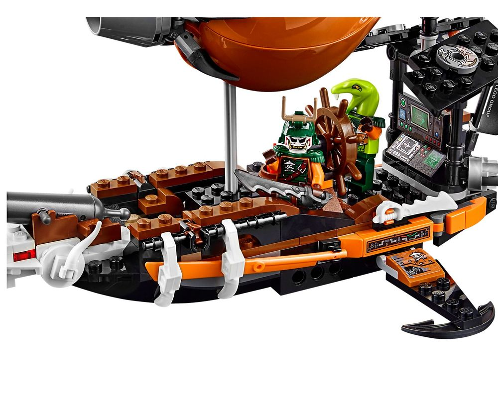 LEGO Set 70603-1 Raid Zeppelin