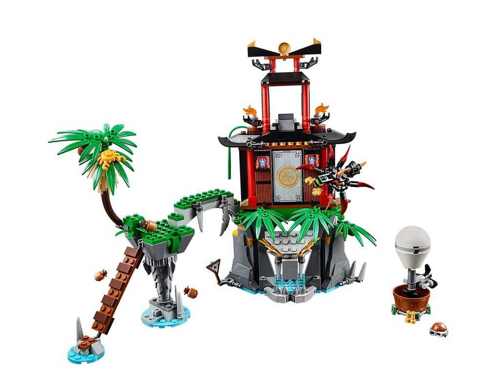 LEGO Set 70604-1 Tiger Widow Island