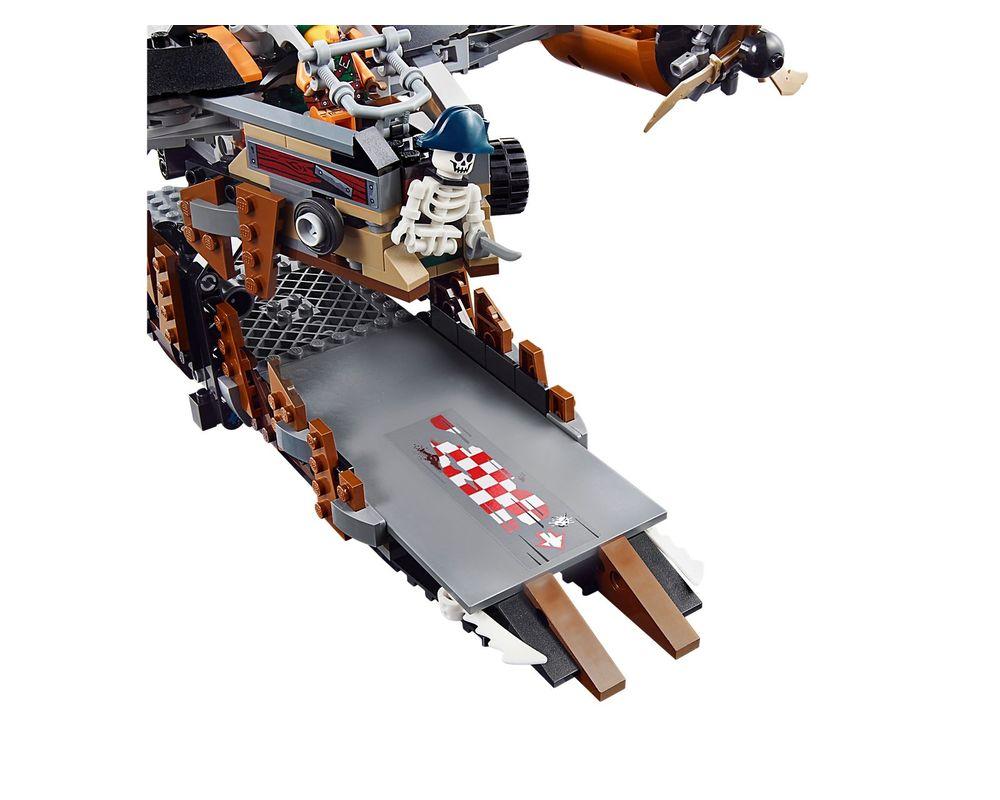 LEGO Set 70605-1 Misfortune's Keep