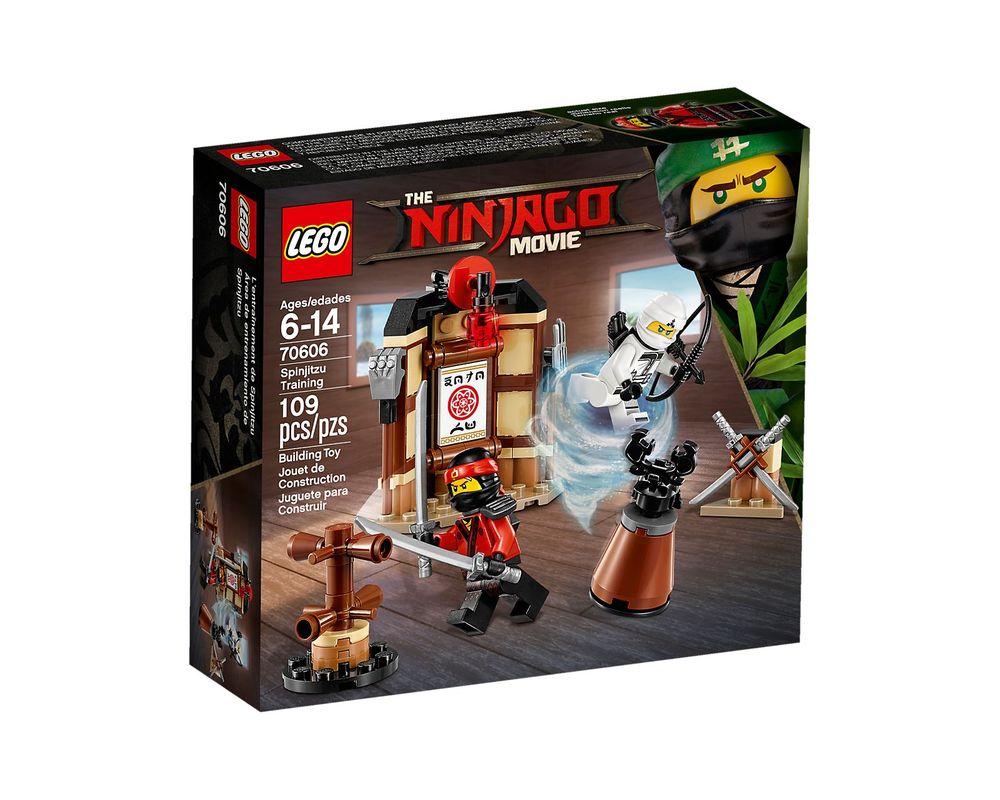 LEGO Set 70606-1 Spinjitzu Training