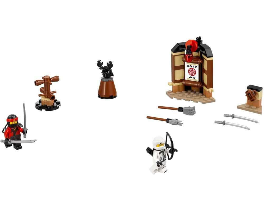 LEGO Set 70606-1 Spinjitzu Training (Model - A-Model)