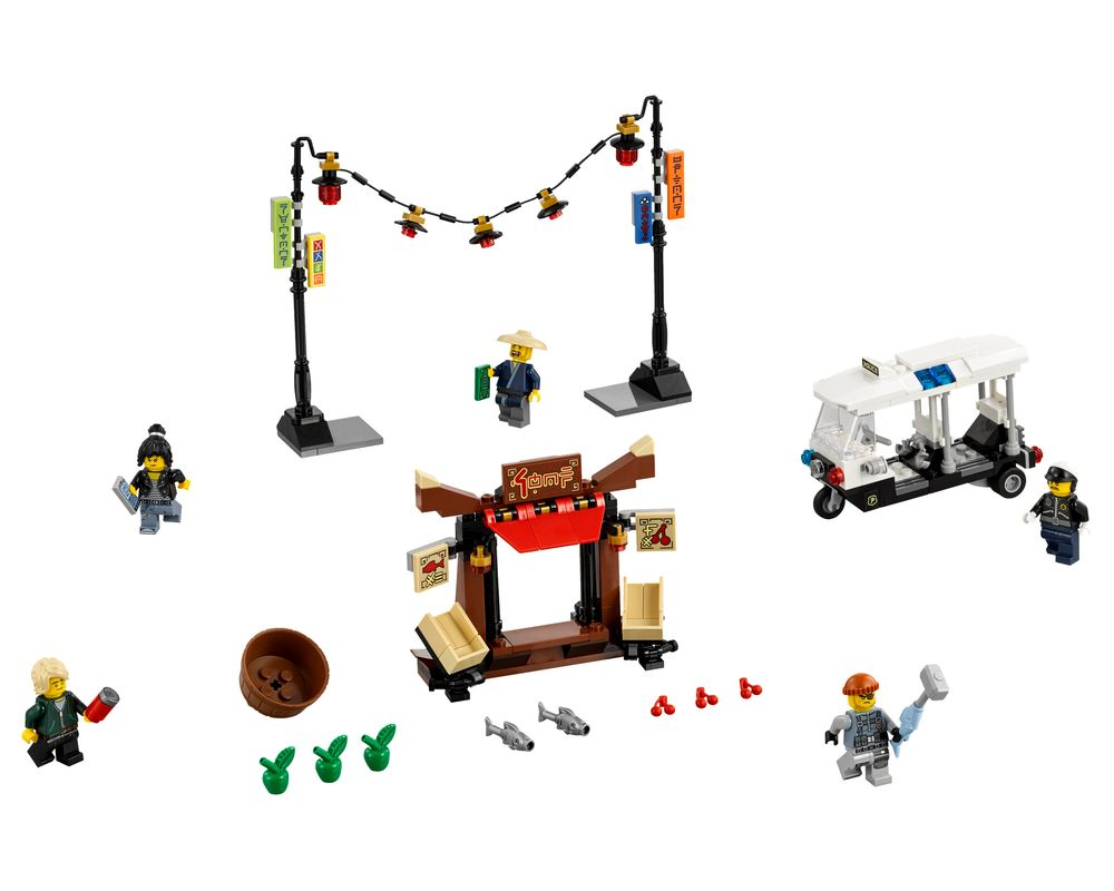 LEGO Set 70607-1 City Chase (LEGO - Model)