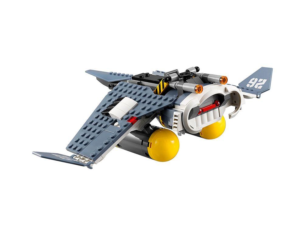 LEGO Set 70609-1 Manta Ray Bomber