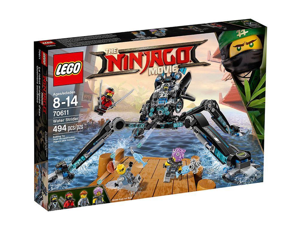 LEGO Set 70611-1 Water Strider