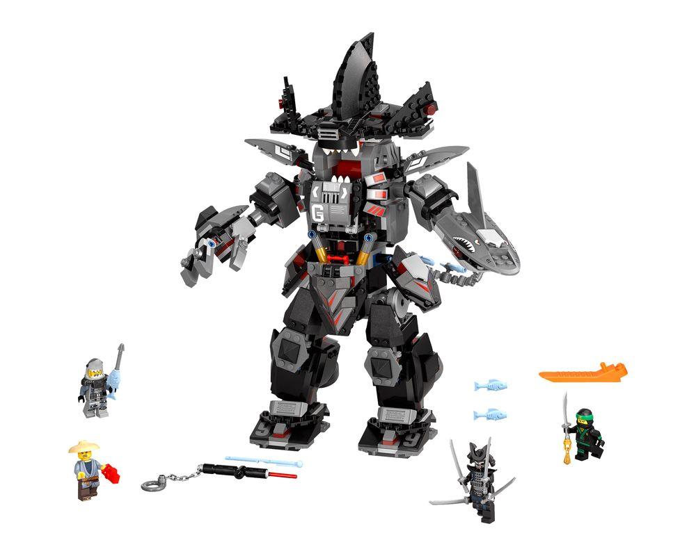 LEGO Set 70613-1 Garma Mecha Man (LEGO - Model)