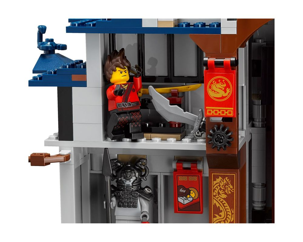 LEGO Set 70617-1 Temple of The Ultimate Ultimate Weapon