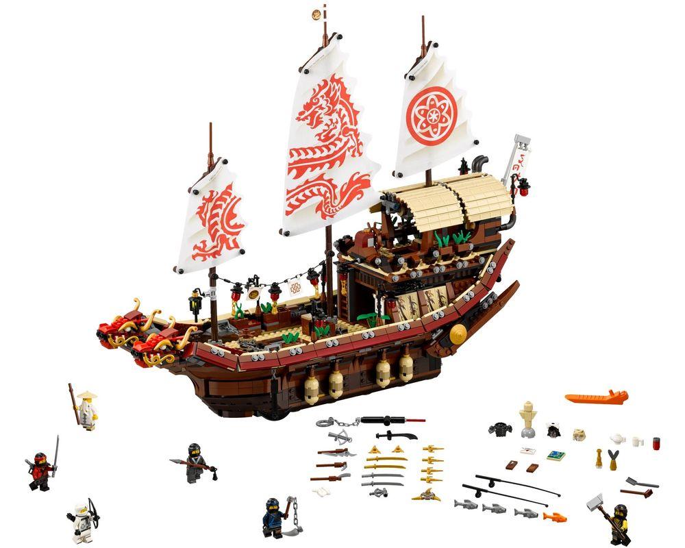 LEGO Set 70618-1 Destiny's Bounty (Model - A-Model)