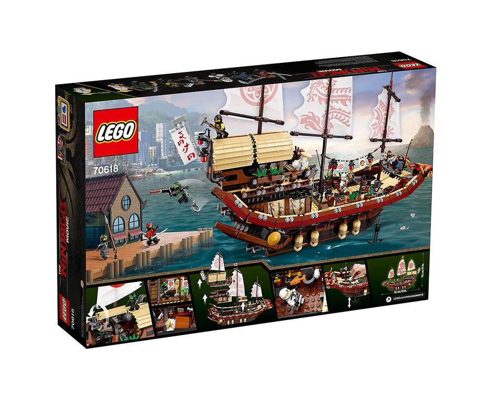 LEGO Set 70618-1 Destiny's Bounty