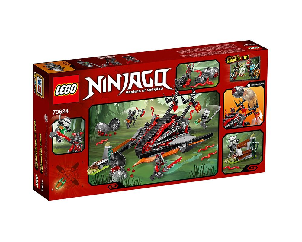 LEGO Set 70624-1 Vermillion Invader