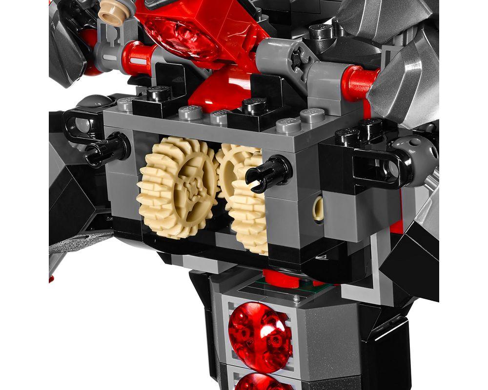 LEGO Set 70626-1 Dawn of Iron Doom