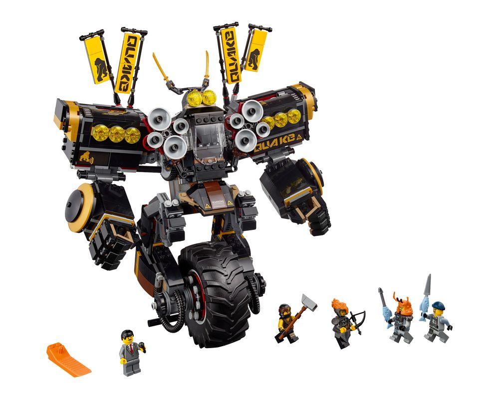 LEGO Set 70632-1 Quake Mech (Model - A-Model)