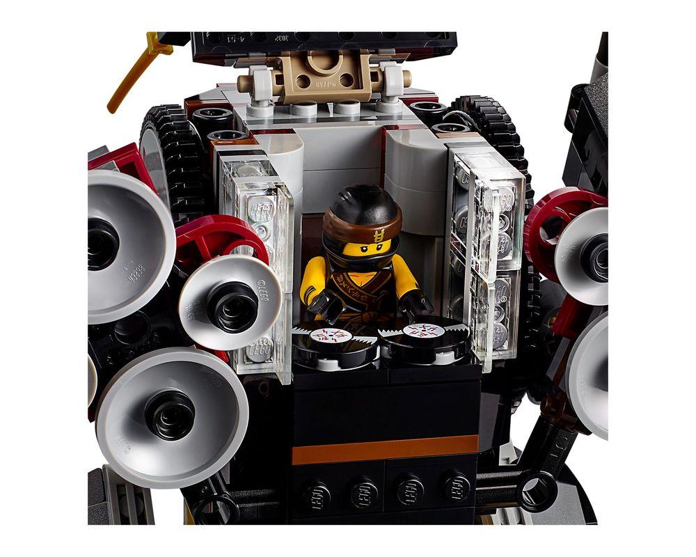 LEGO Set 70632-1 Quake Mech