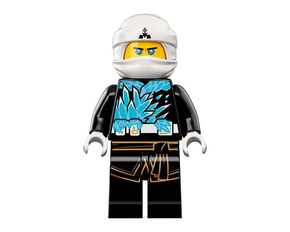 LEGO Set 70636-1 Zane - Spinjitzu Master