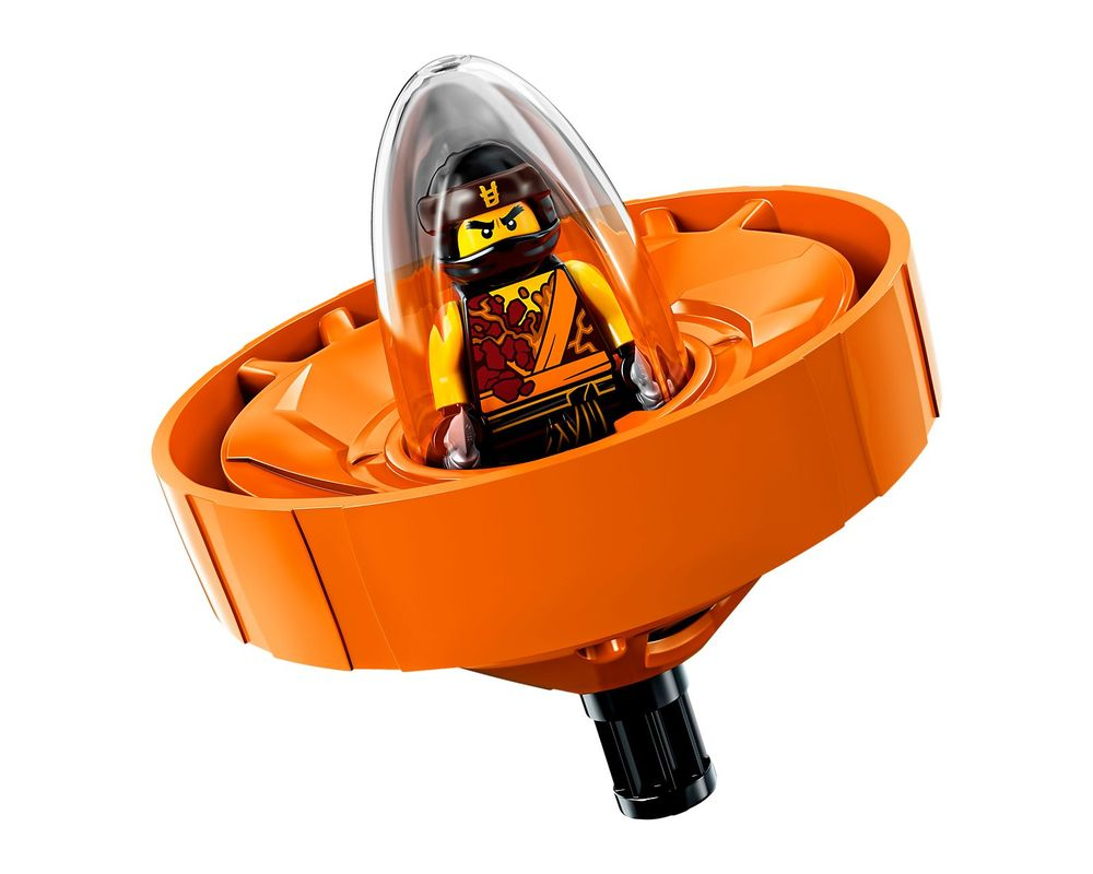 LEGO Set 70637-1 Cole - Spinjitzu Master