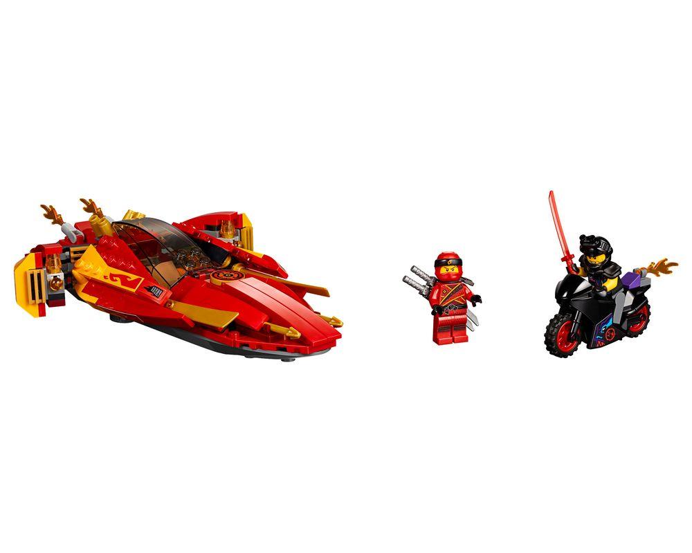LEGO Set 70638-1 Katana V11 (Model - A-Model)