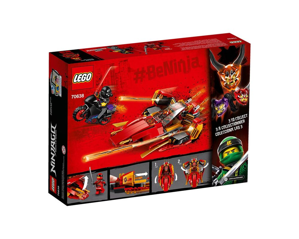LEGO Set 70638-1 Katana V11