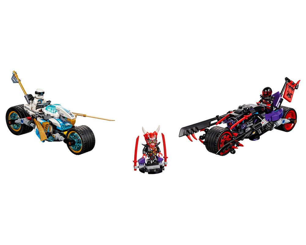 LEGO Set 70639-1 Street Race of Snake Jaguar (LEGO - Model)