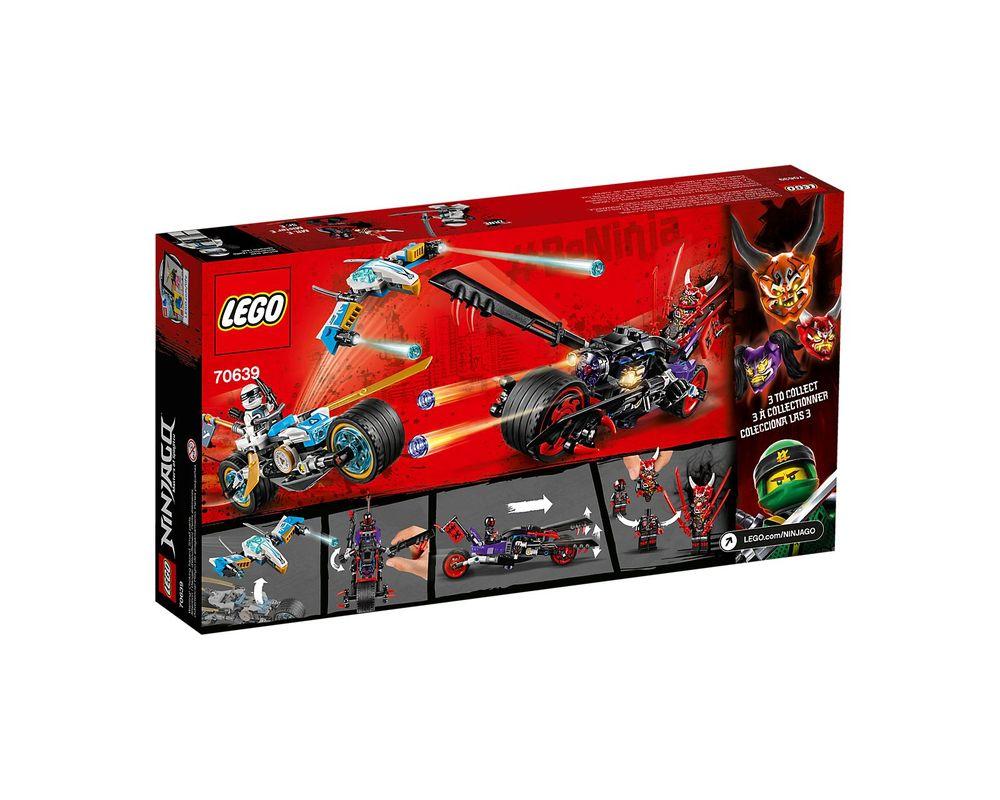 LEGO Set 70639-1 Street Race of Snake Jaguar