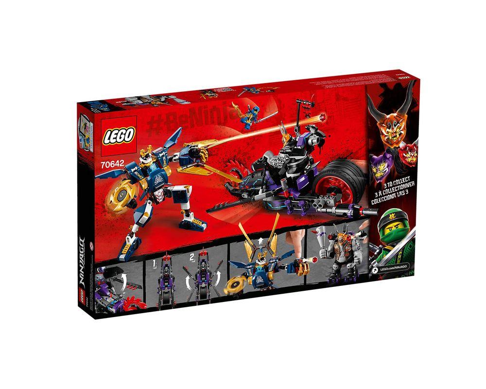 LEGO Set 70642-1 Killow vs. Samurai X