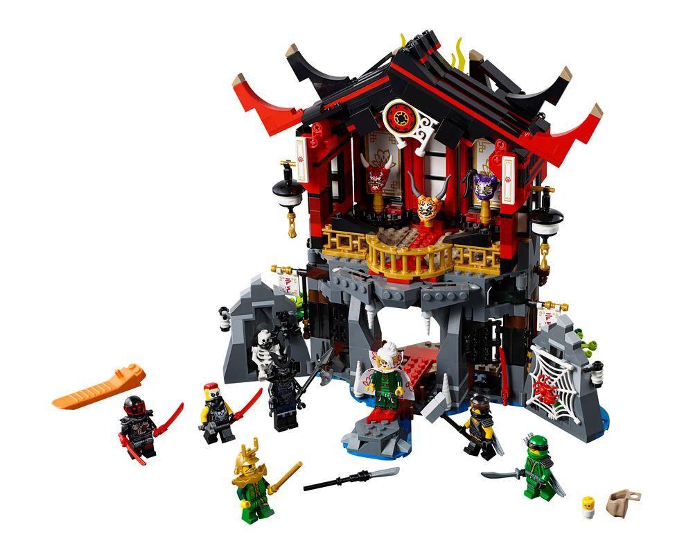 LEGO Set 70643-1 Temple of Resurrection (Model - A-Model)