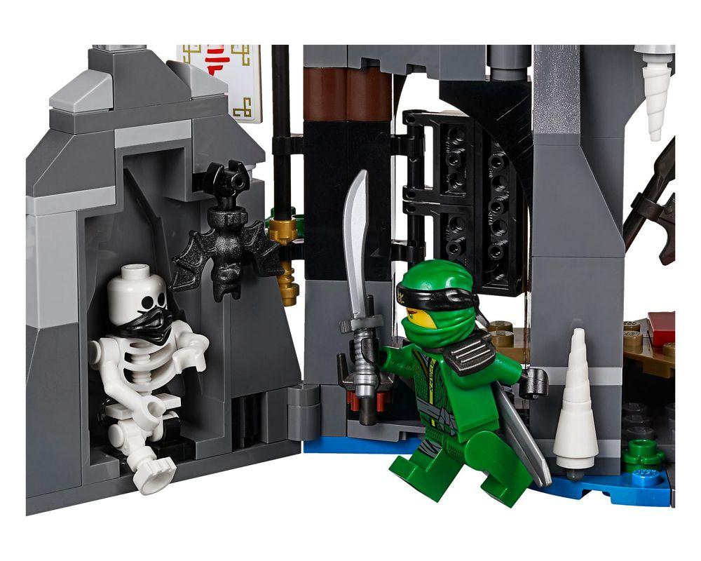 LEGO Set 70643-1 Temple of Resurrection
