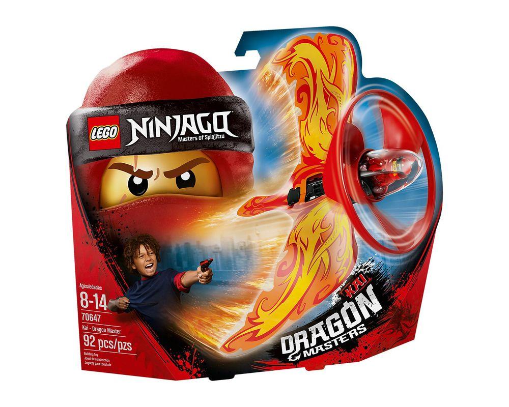 LEGO Set 70647-1 Kai - Dragon Master