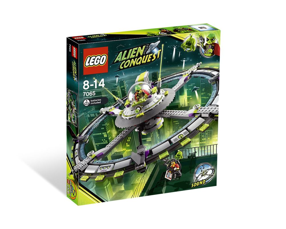 LEGO Set 7065-1 Alien Mothership