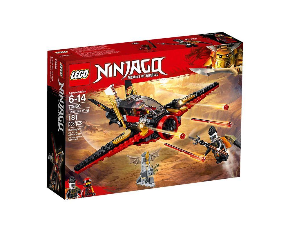 LEGO Set 70650-1 Destiny's Wing
