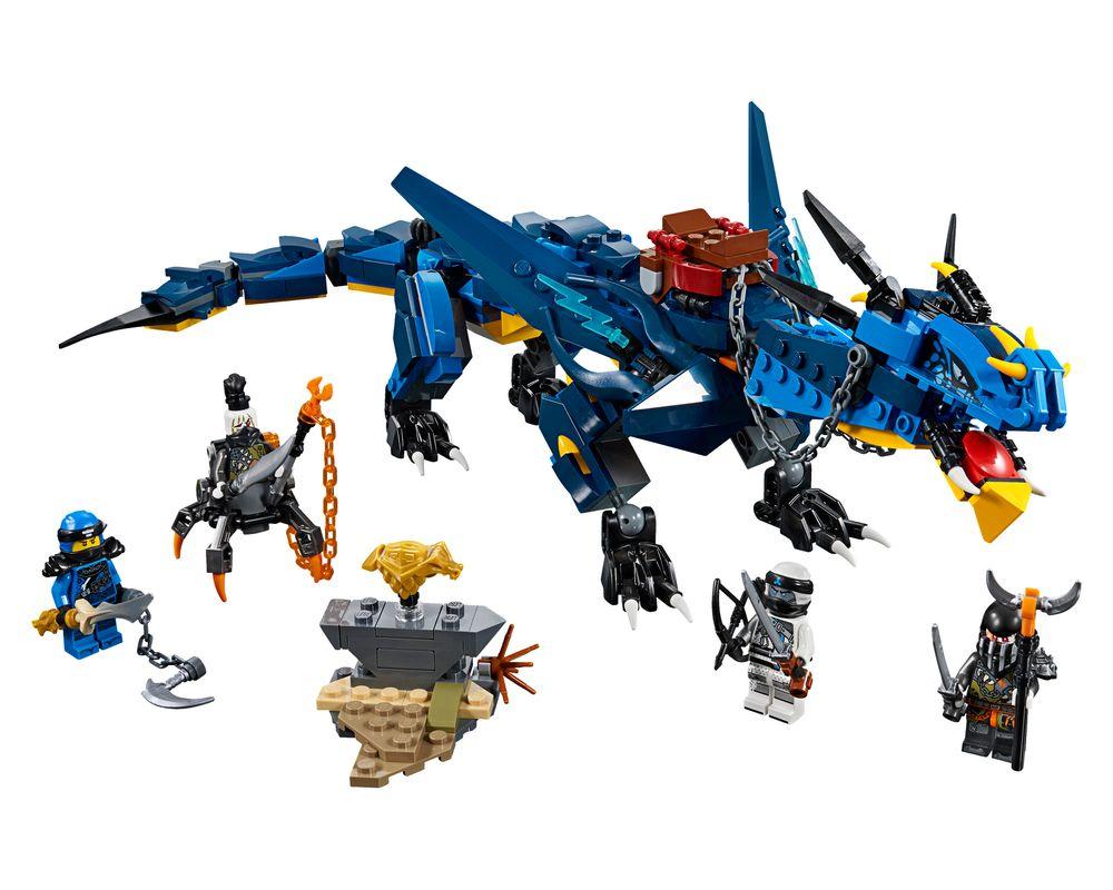 LEGO Set 70652-1 Stormbringer (LEGO - Model)