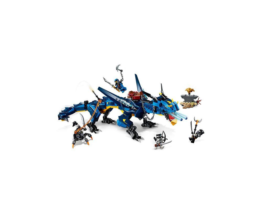 LEGO Set 70652-1 Stormbringer