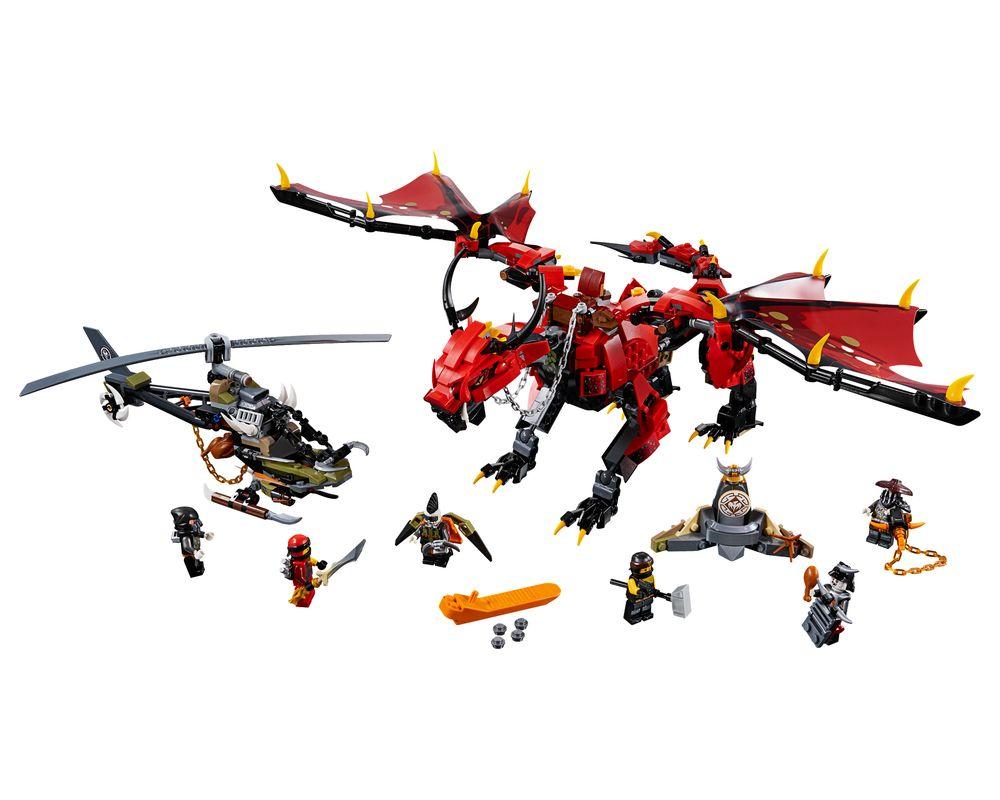 LEGO Set 70653-1 Firstbourne (Model - A-Model)