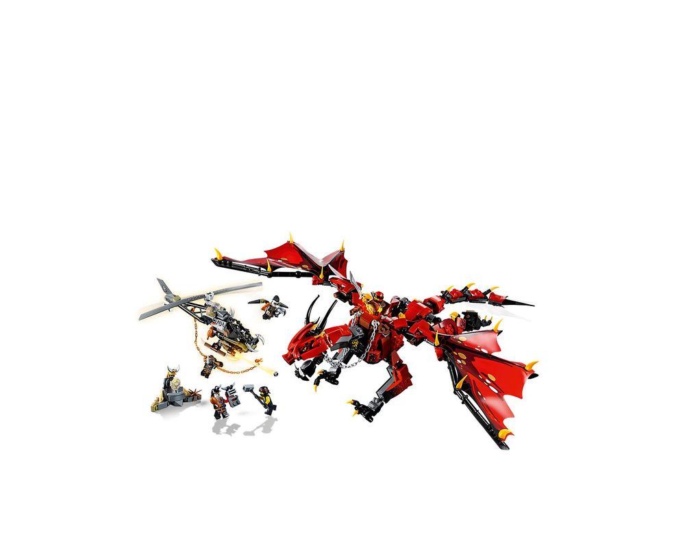 LEGO Set 70653-1 Firstbourne