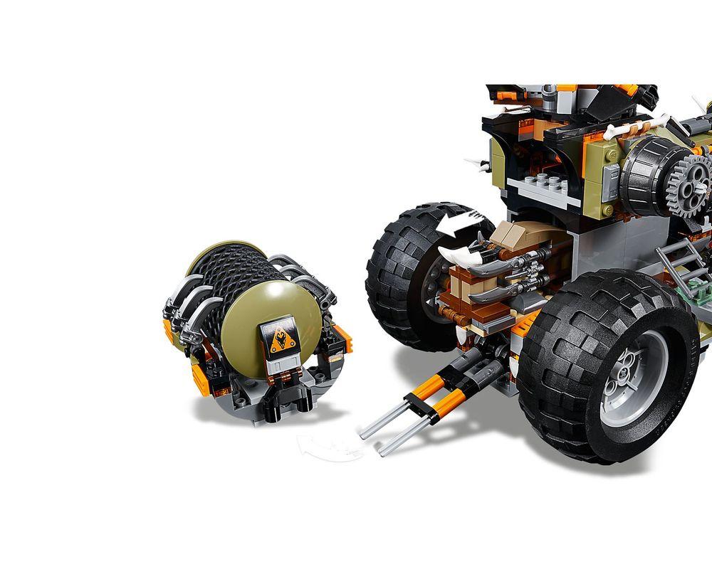 LEGO Set 70654-1 Dieselnaut