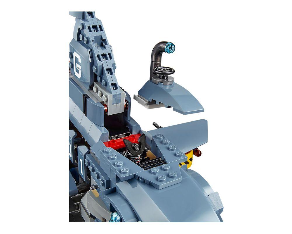 LEGO Set 70656-1 garmadon, Garmadon, GARMADON!