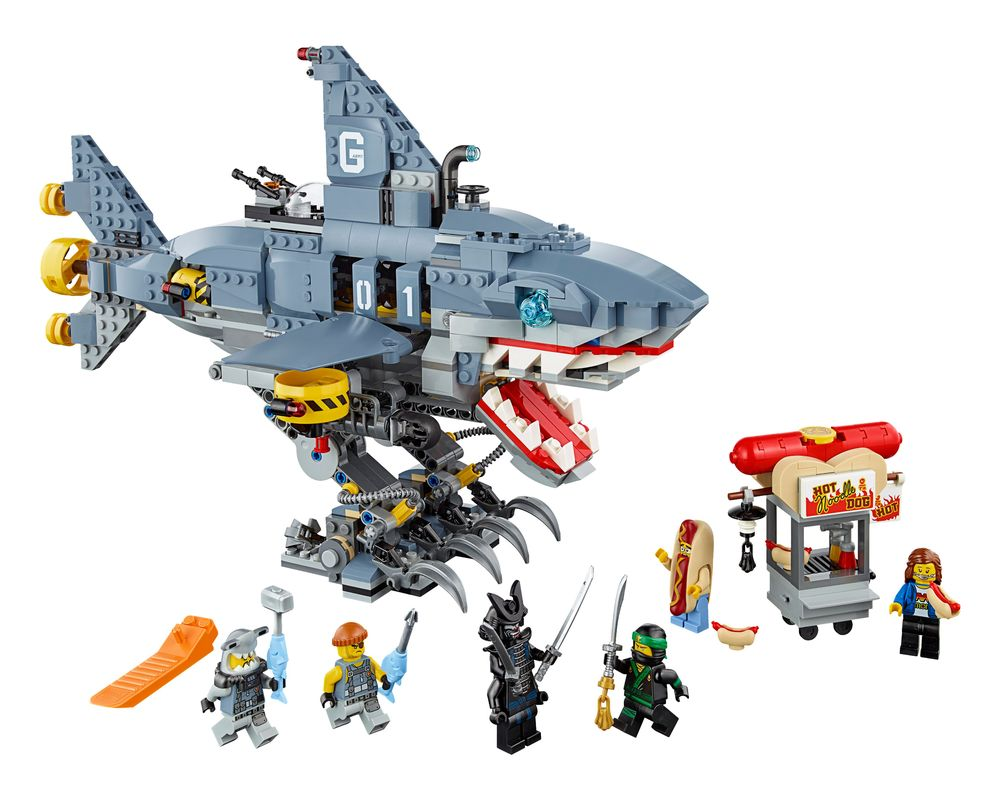 LEGO Set 70656-1 garmadon, Garmadon, GARMADON! (Model - A-Model)