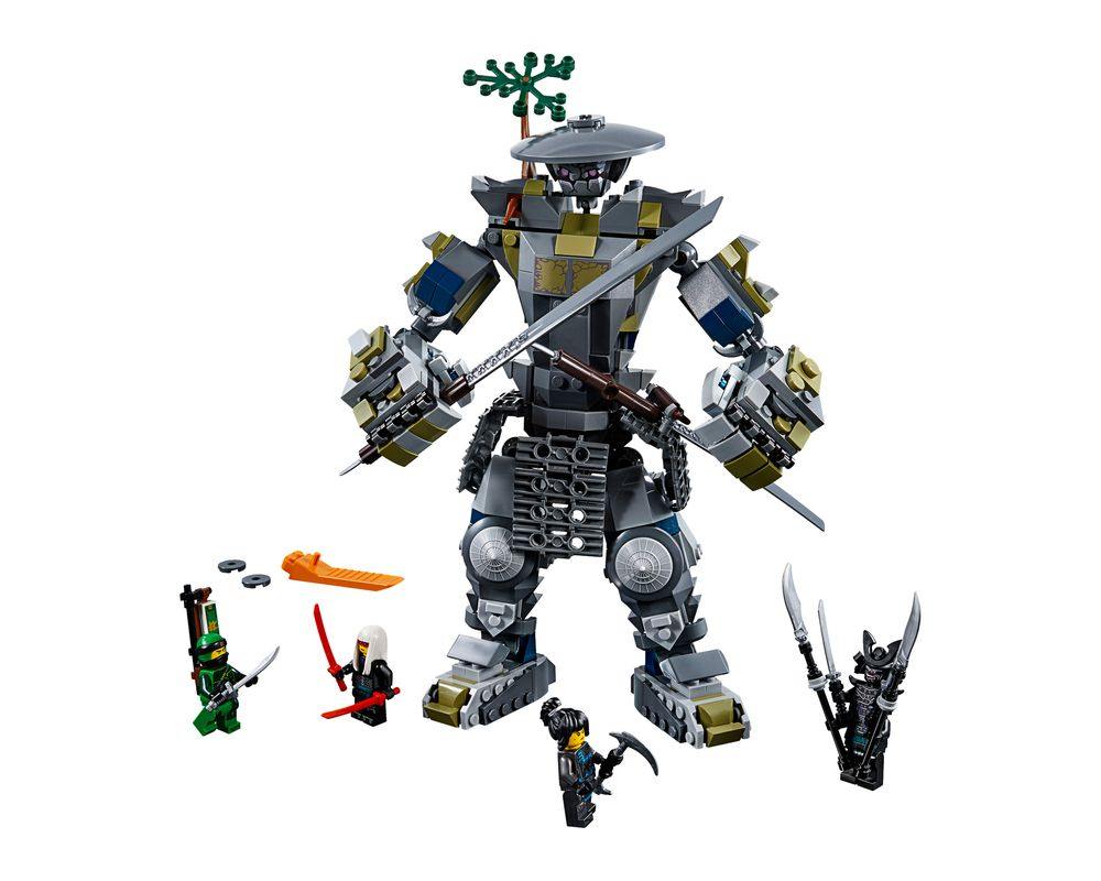 LEGO Set 70658-1 Oni Titan (Model - A-Model)