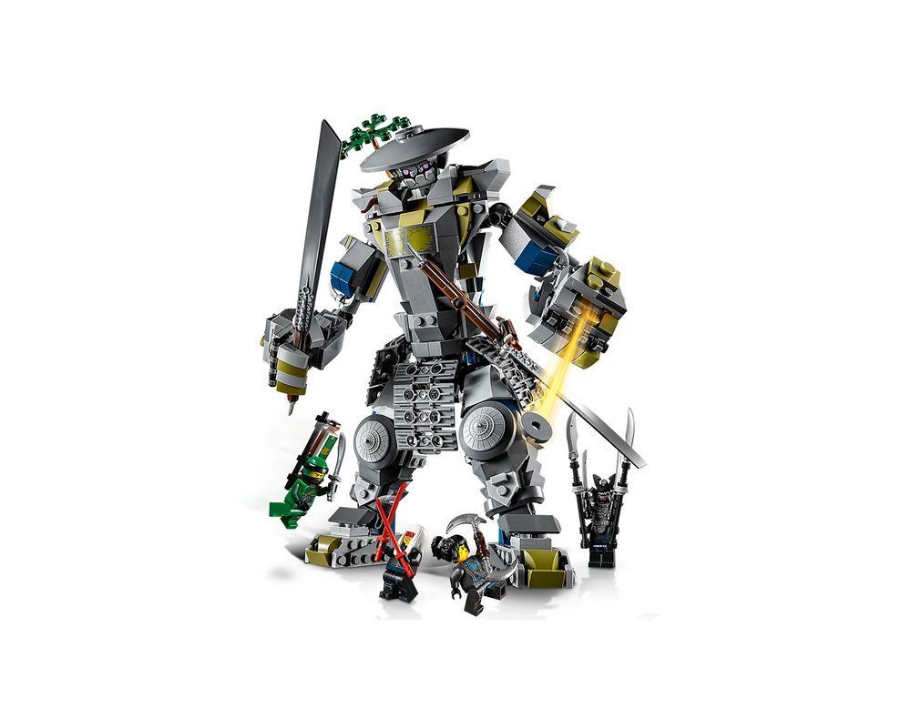 LEGO Set 70658-1 Oni Titan