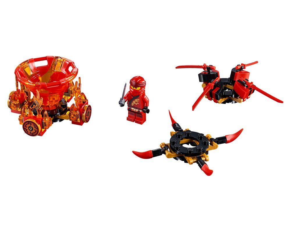LEGO Set 70659-1 Spinjitzu Kai (Model - A-Model)