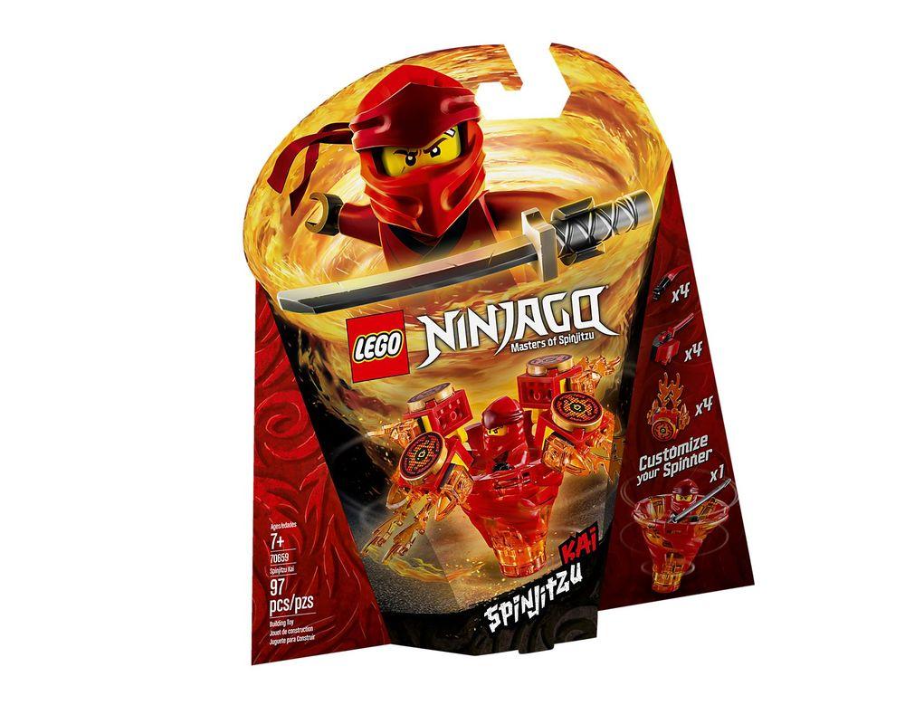 LEGO Set 70659-1 Spinjitzu Kai