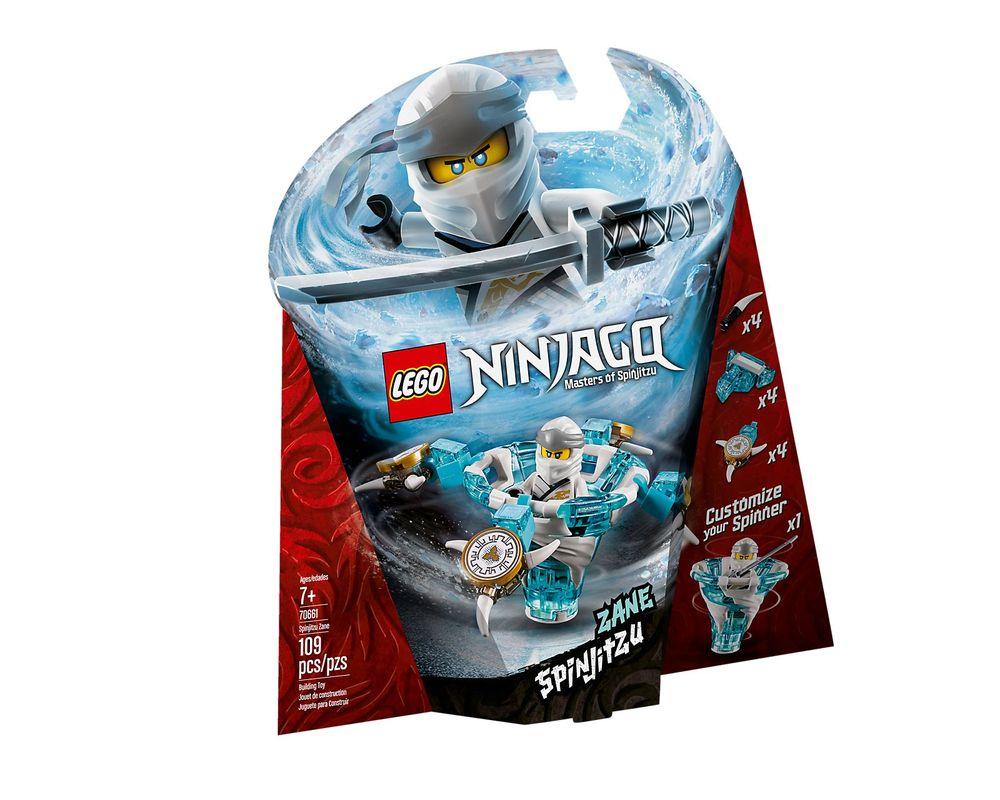 LEGO Set 70661-1 Spinjitzu Zane