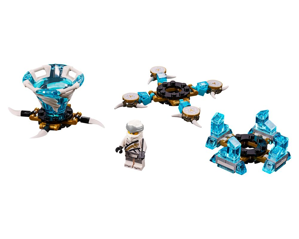LEGO Set 70661-1 Spinjitzu Zane (Model - A-Model)