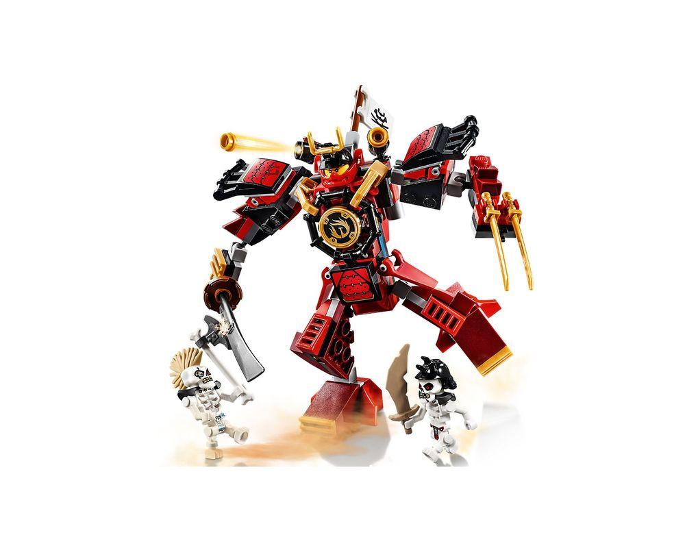 LEGO Set 70665-1 The Samurai Mech