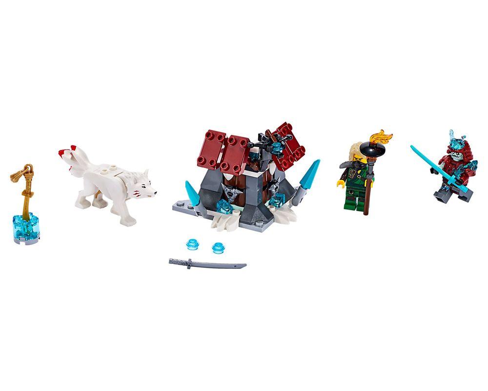 LEGO Set 70671-1 Lloyd's Journey