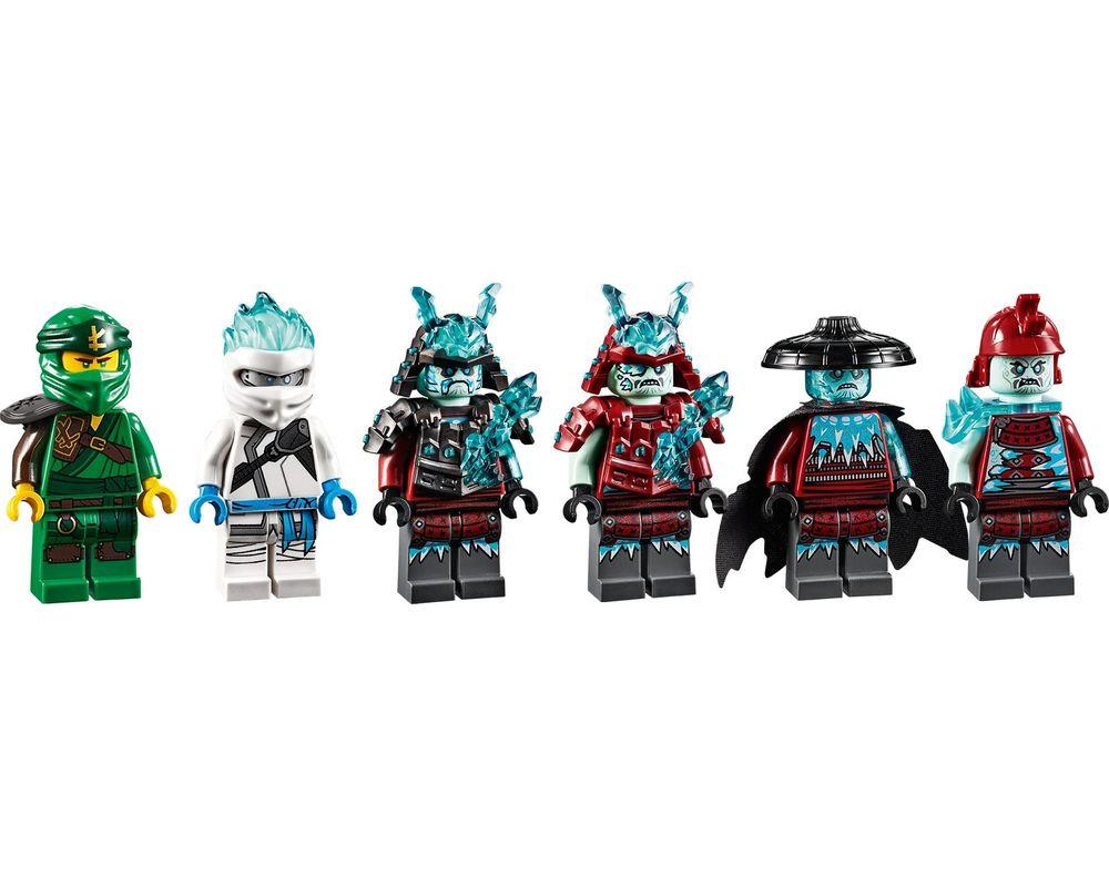 Lego Set 70676 1 Lloyd S Titan Mech 2019 Ninjago Rebrickable Build With Lego