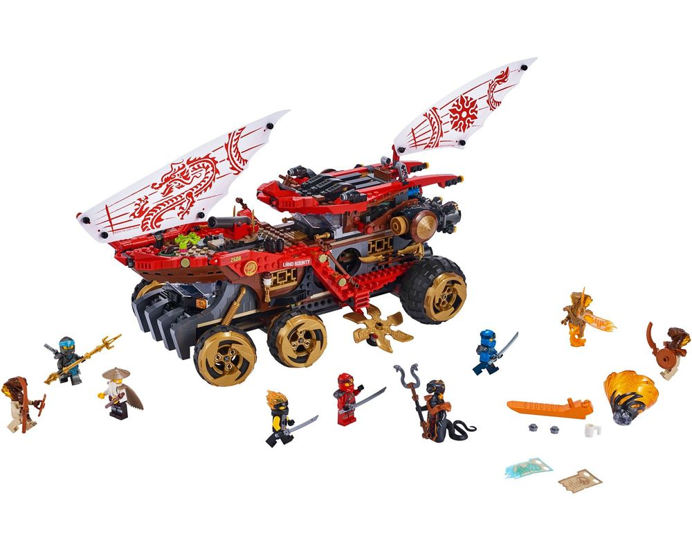 LEGO Set 70677-1 Land Bounty (Model - A-Model)