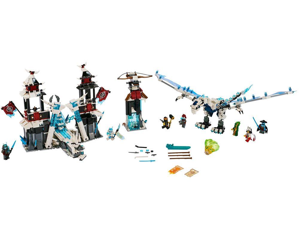 LEGO Set 70678-1 Castle of the Forsaken Emperor (LEGO - Model)