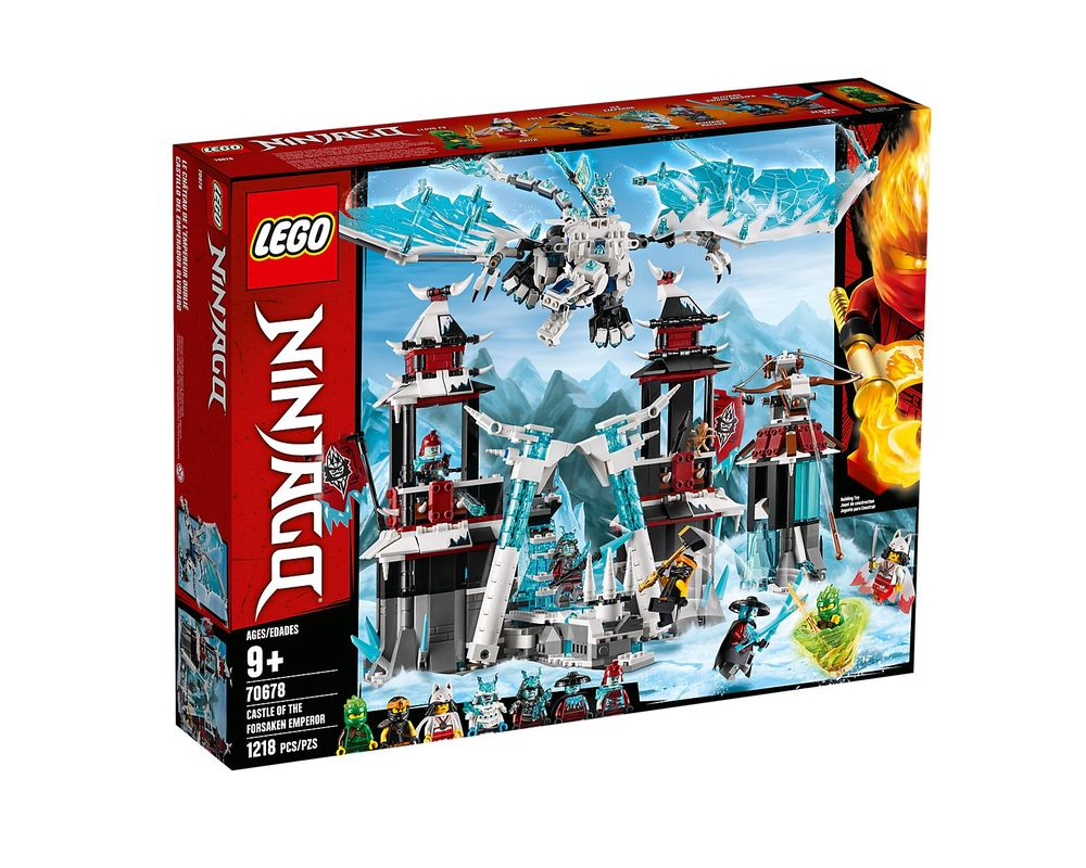 LEGO Set 70678-1 Castle of the Forsaken Emperor