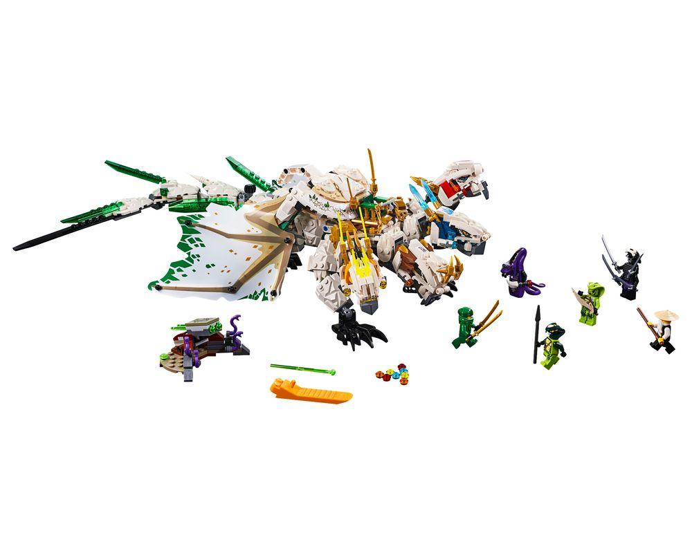LEGO Set 70679-1 The Ultra Dragon (Model - A-Model)