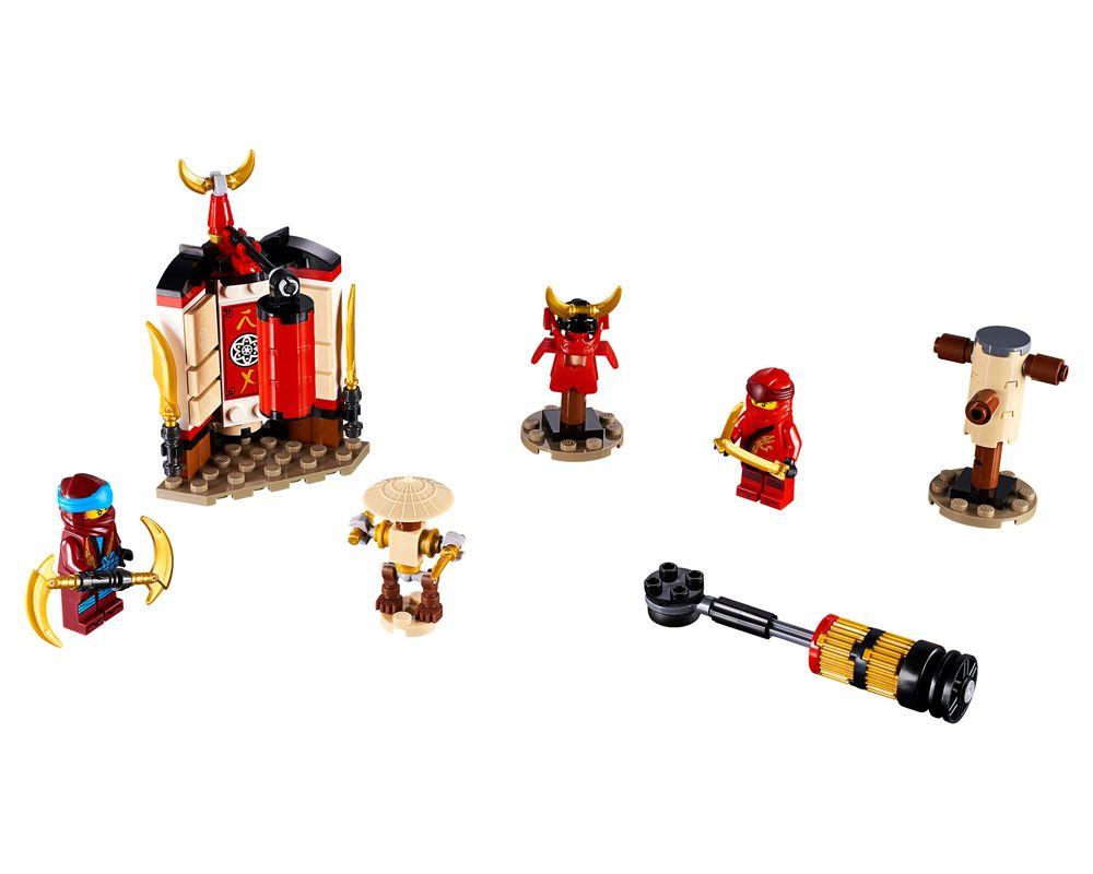 LEGO Set 70680-1 Monastery Training (LEGO - Model)