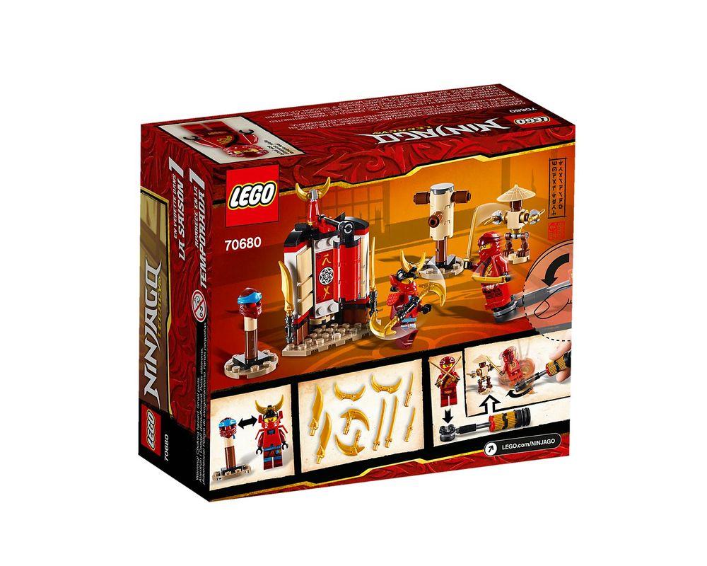 LEGO Set 70680-1 Monastery Training